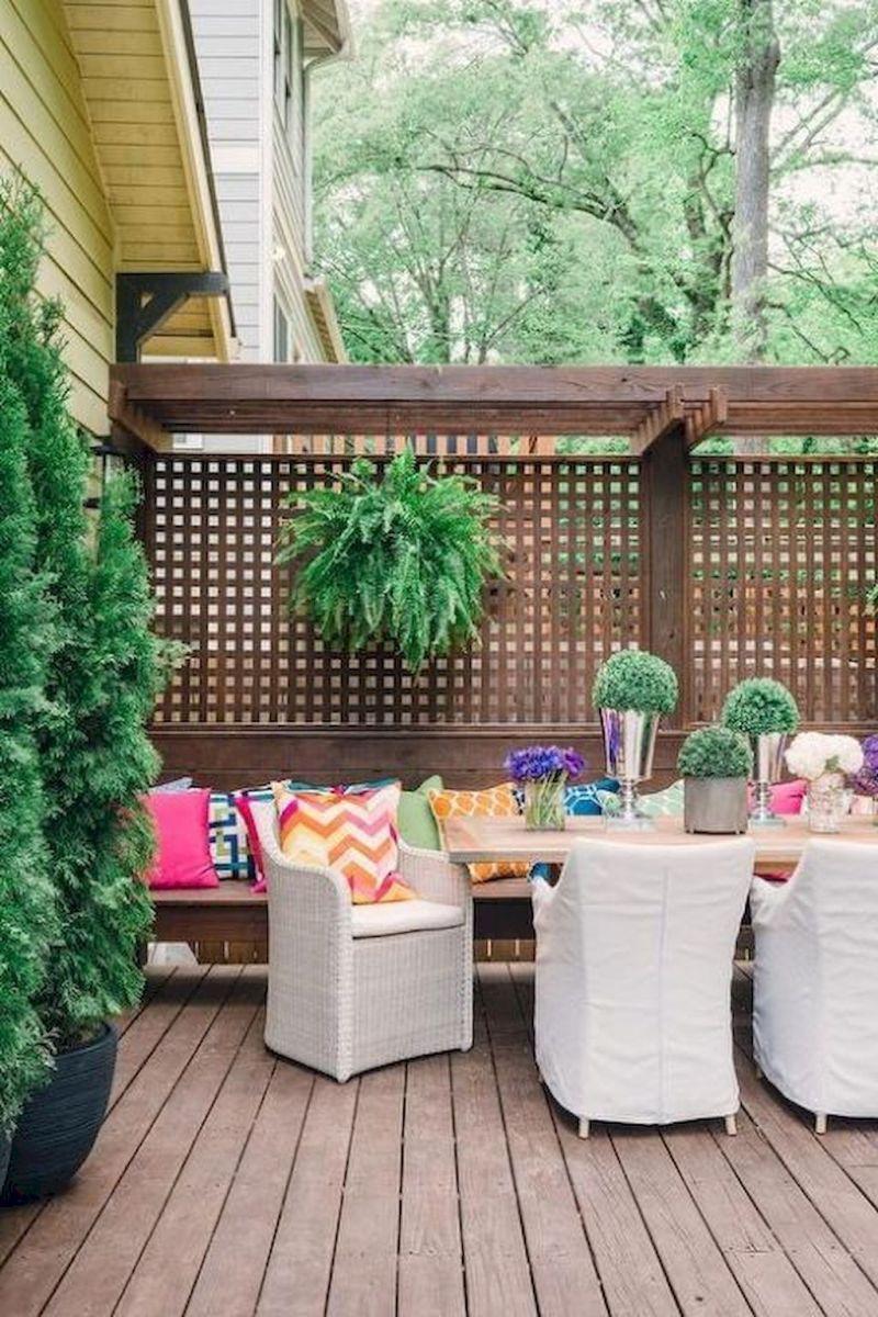 31 easy cheap backyard privacy fence design ideas | Fence ...