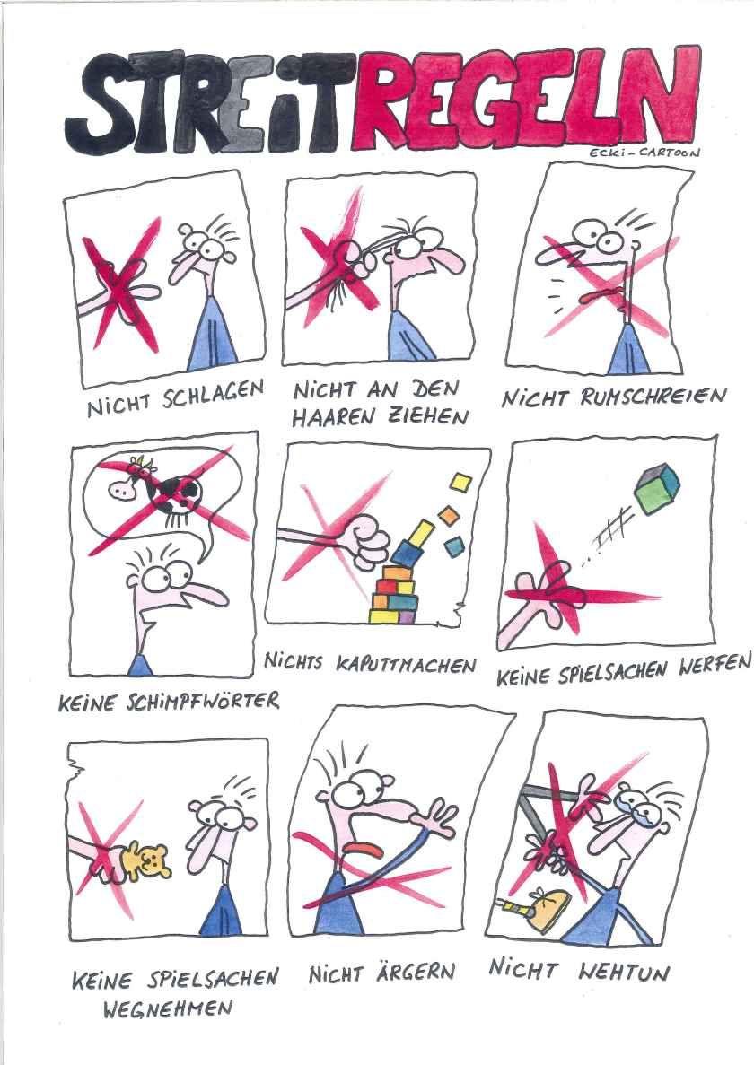 Streitregeln Schull Kinder Regeln Für Kinder Und Schule