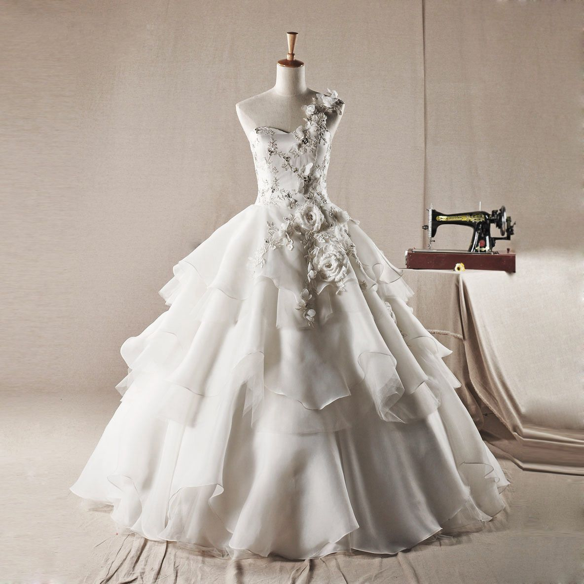 Vestidos de novia fantasy once