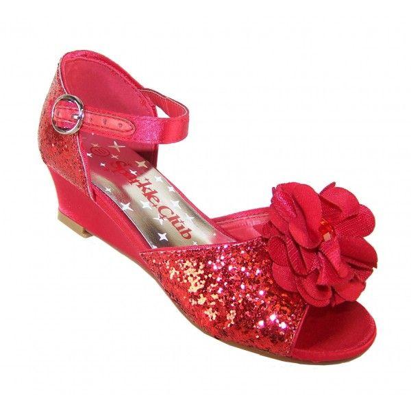 Girls bridesmaid shoes, Girls wedding