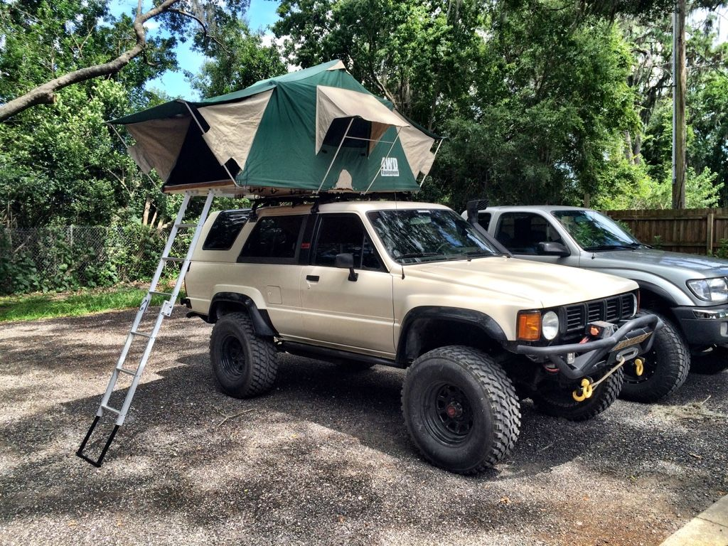 Ca18 Sean S 1st Gen 4runner Expedition Build Page 9
