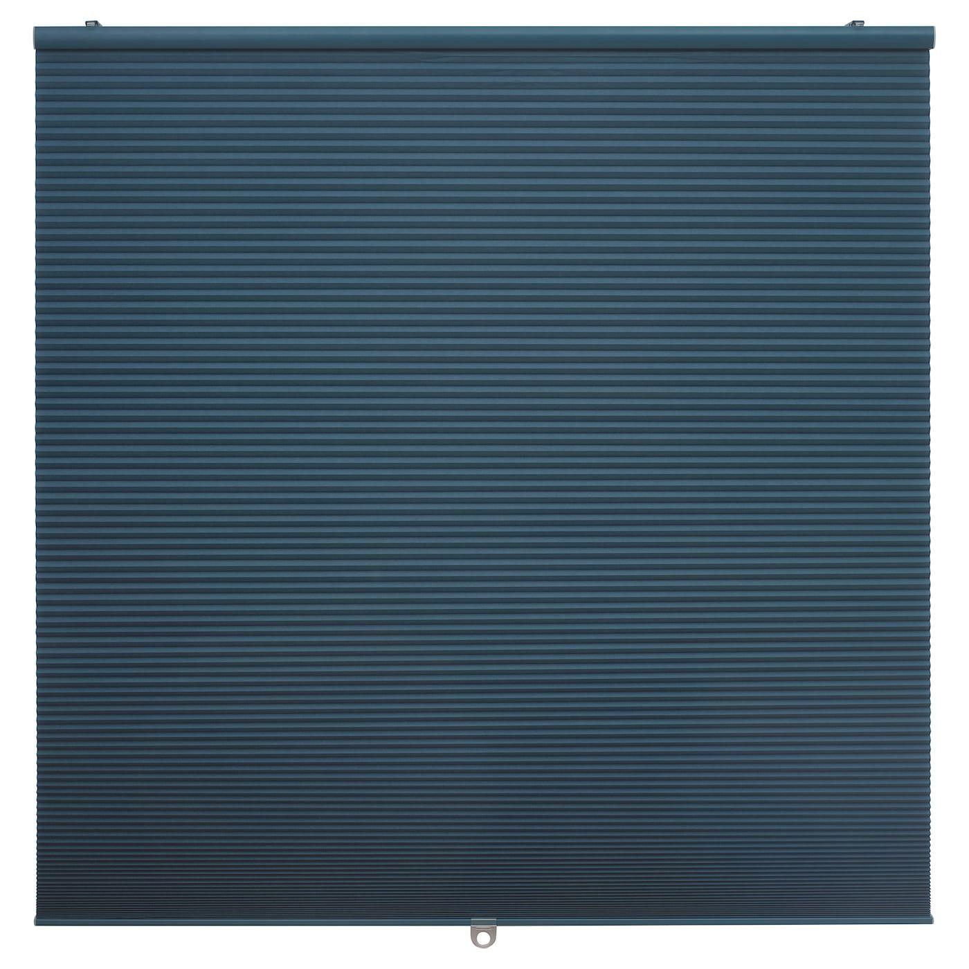 Hoppvals Room Darkening Cellular Blind Blue 32x64 Quot In