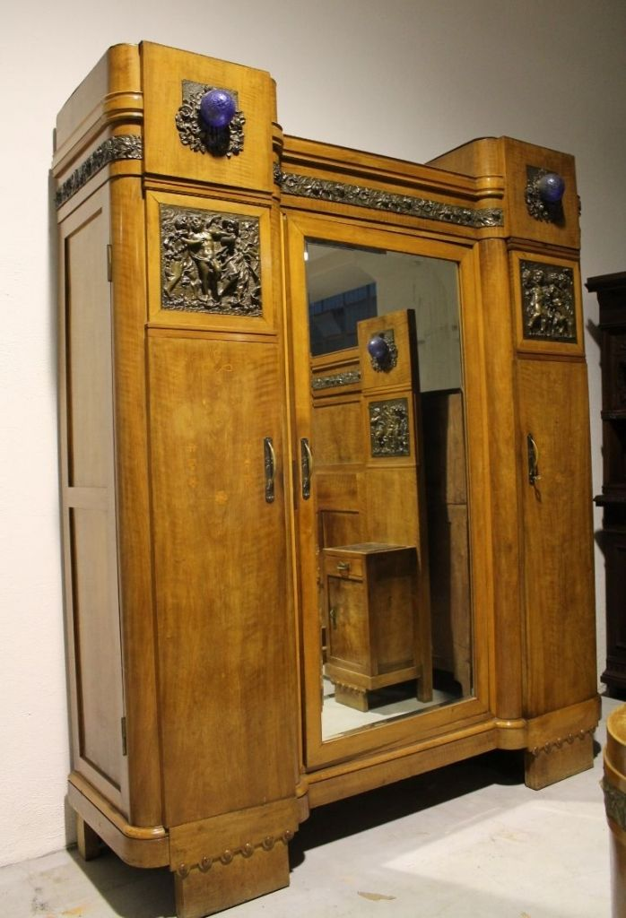 originale Liberty Art NouveauРазмеры таковы - - шкаф Высота - 255 ...