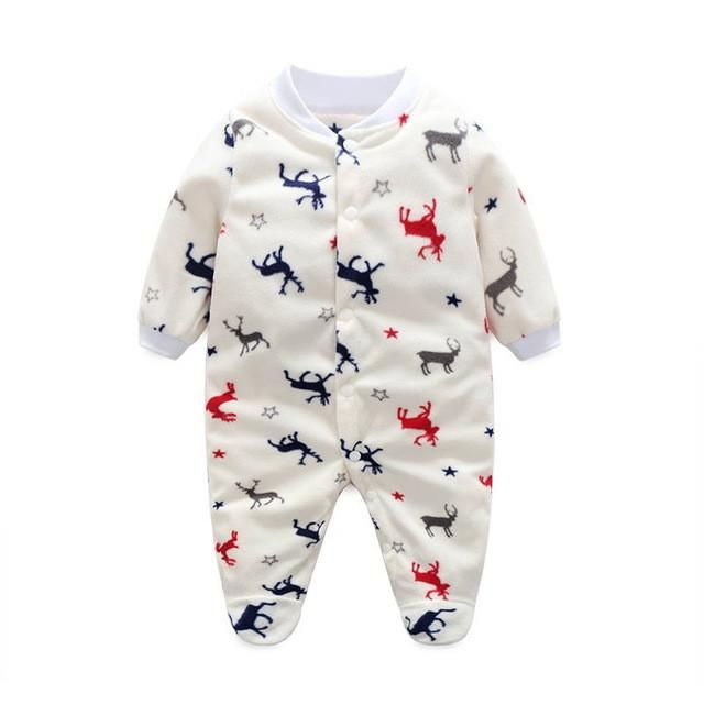 175de4e0ce8c Branded Baby Rompers Pajamas Newborn Baby Clothes Cartoon Infant ...