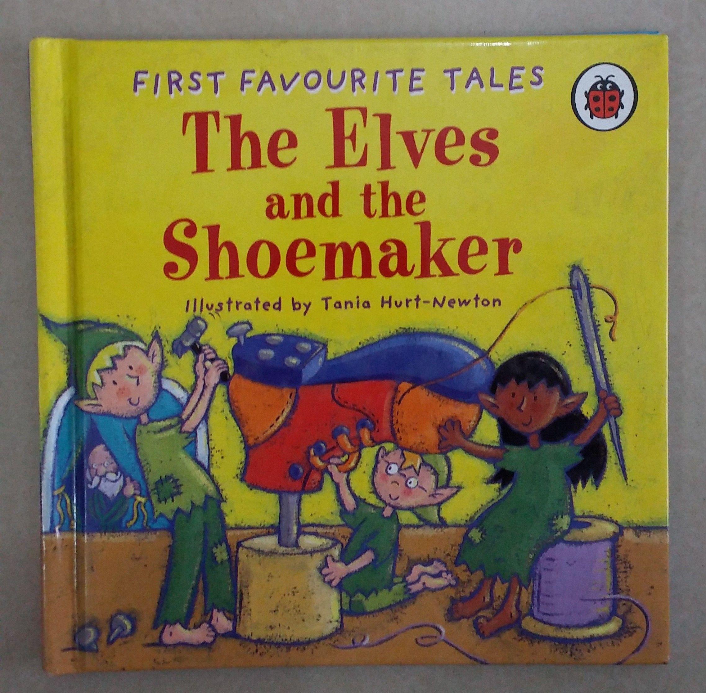 The Elves Amp The Shoemaker Ts B 176