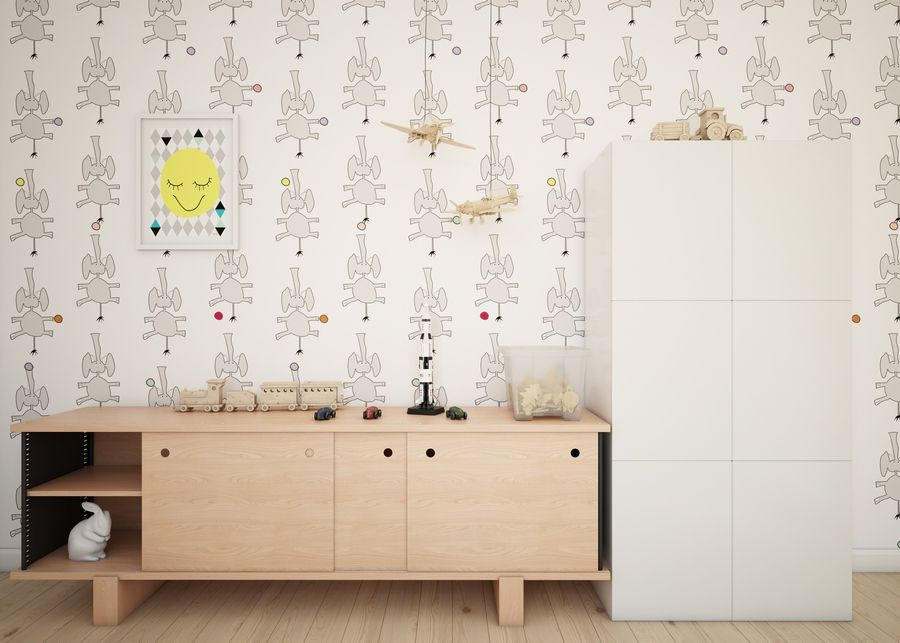 Room · humpty dumpty fajno design