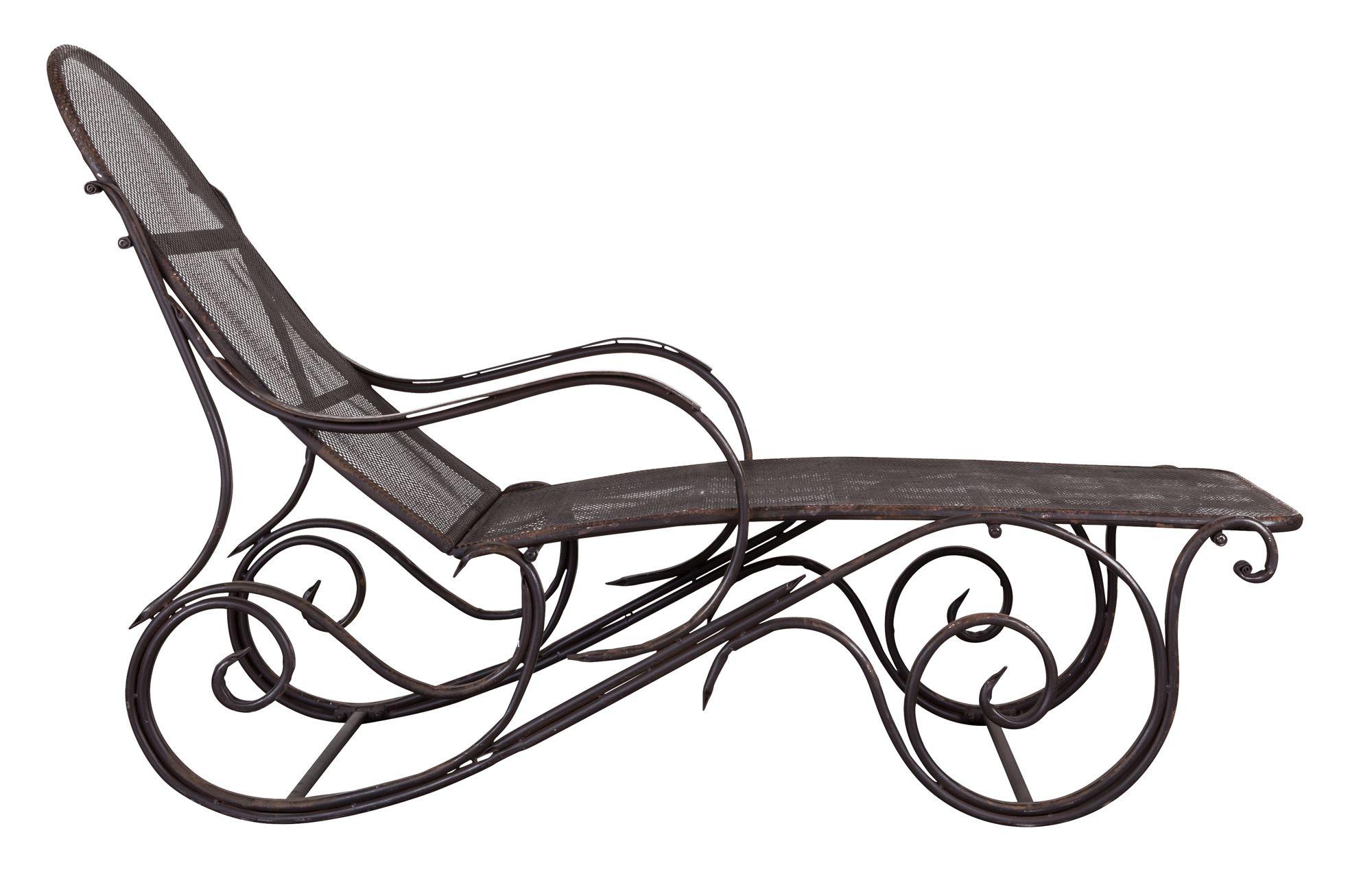 Flamant fournitures pinterest room for Art nouveau chaise lounge
