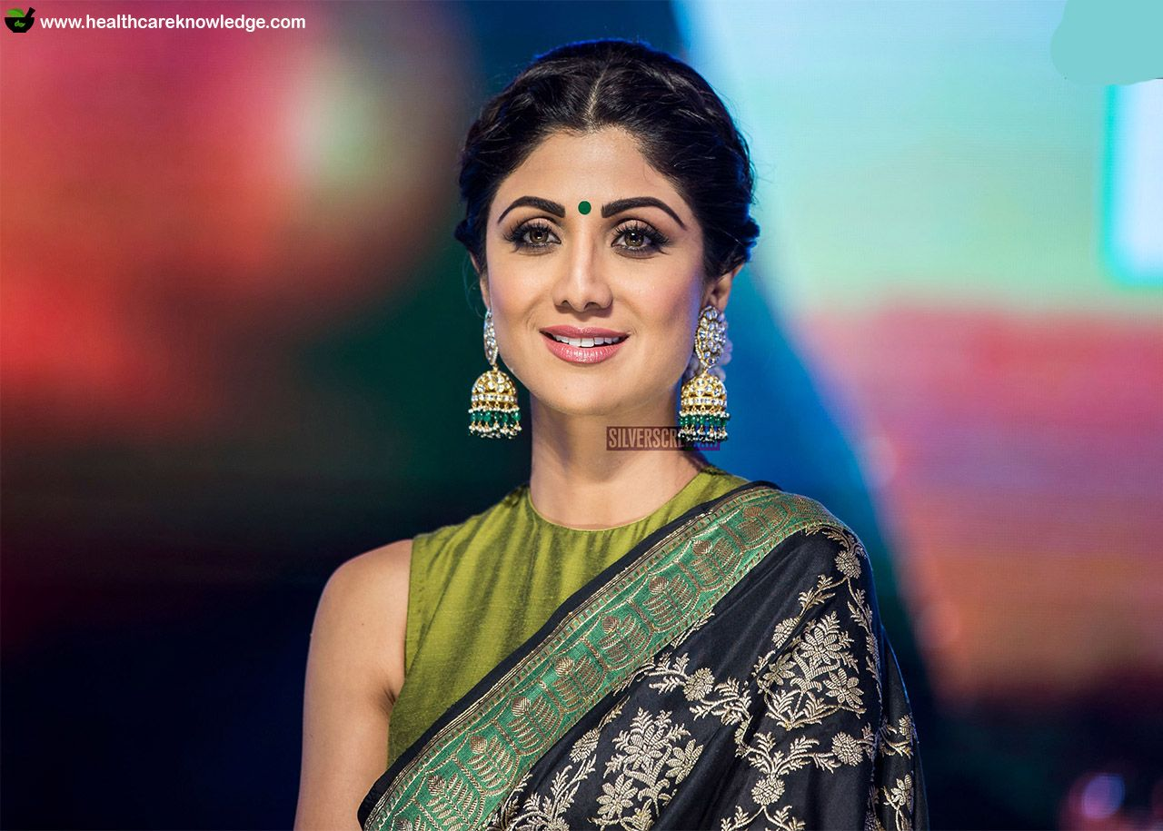 Shilpa Shetty's Makeup And Beauty Secrets in Hindi