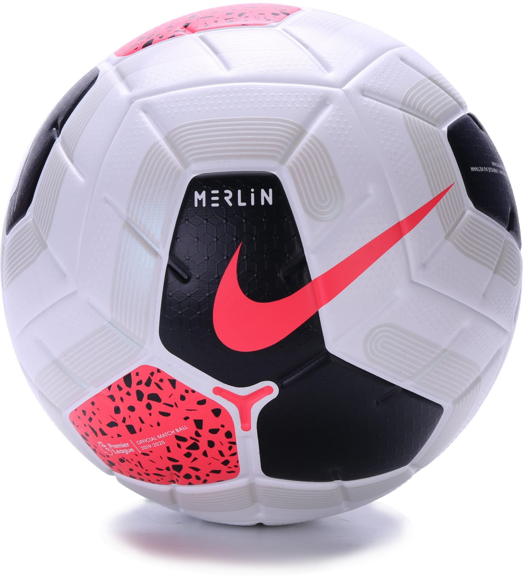 Nike Merlin Premier League Official Match Soccer Ball In 2020 Soccer Ball Nike Soccer Ball Soccer