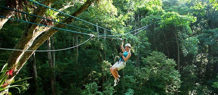 Zip Line Tour In Puerto Vallarta Extreme Adventure Vallarta Adventure
