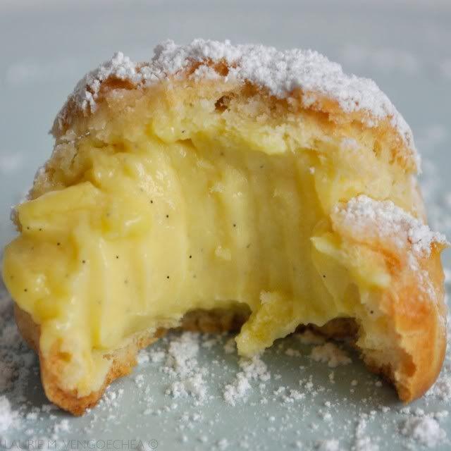 Rich Vanilla Cake Recipe
