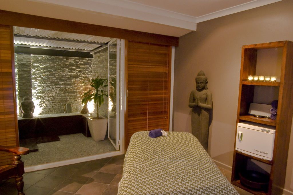 Massage Room Design and Decor   massage Room   Pinterest   Massage ...