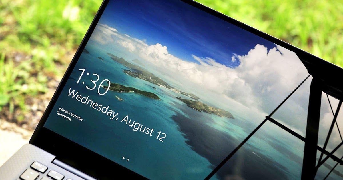 Bing Slideshow Wallpaper Windows 10