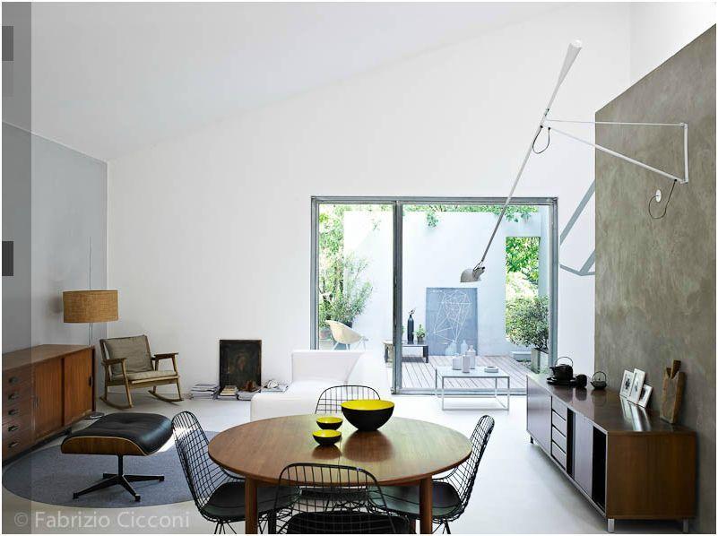 Lampe Flos 265 Tafel En Stoelen Interieur Wonen