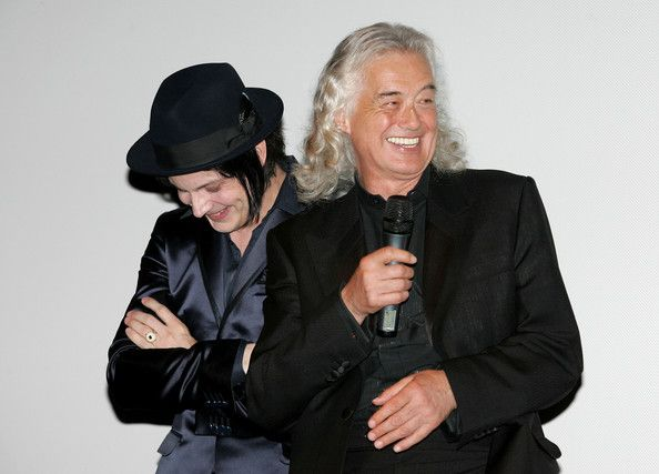 "Jimmy Page Photo - Premiere Of ""It Might Get Loud"" - Arrivals - TIFF 2008"