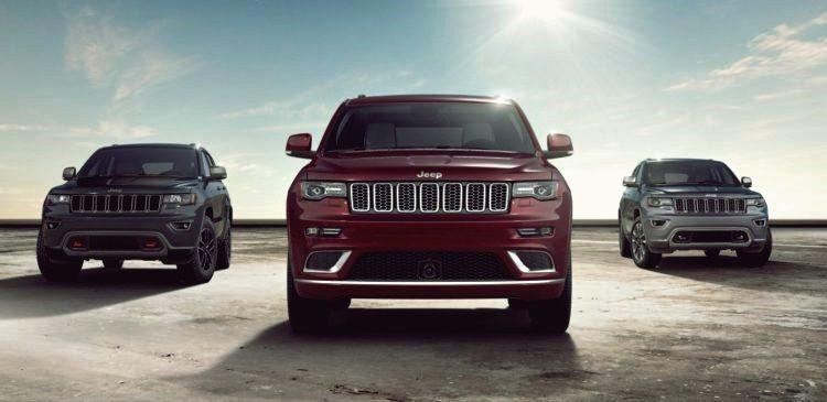 Die Funf Besten Jeep Grand Cherokee Modelle Aller Zeiten Jeep