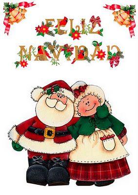 Pasitos De Colores Navidad Navidad Pinterest Navidad