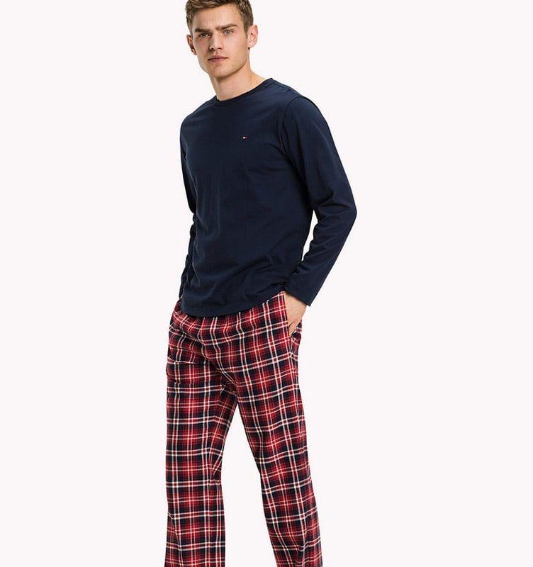 venta limitada conseguir baratas buena textura Pijama Tommy Hilfiger Tartan | Future kid | Tommy hilfiger ...