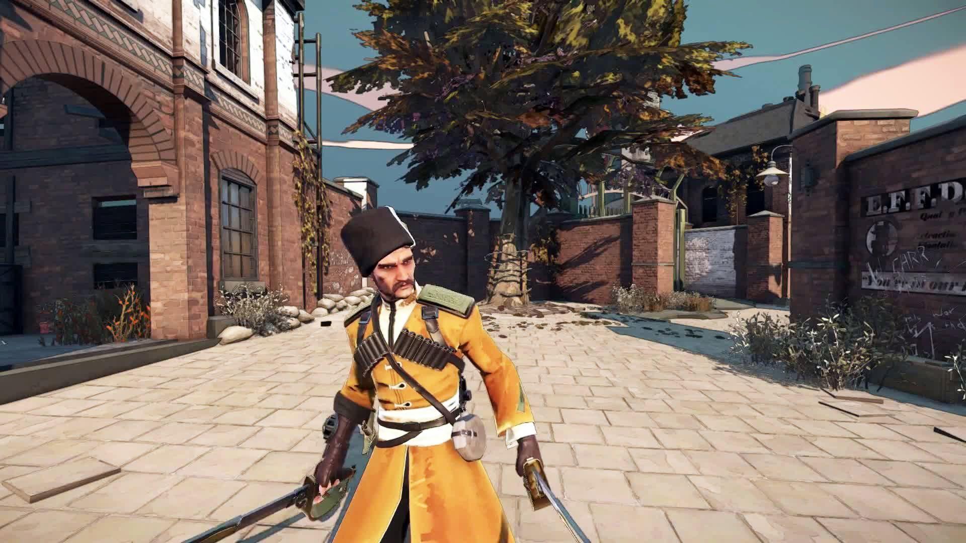 BATTLECRY Gameplay Trailer Trailer, Gameplay, The war zone