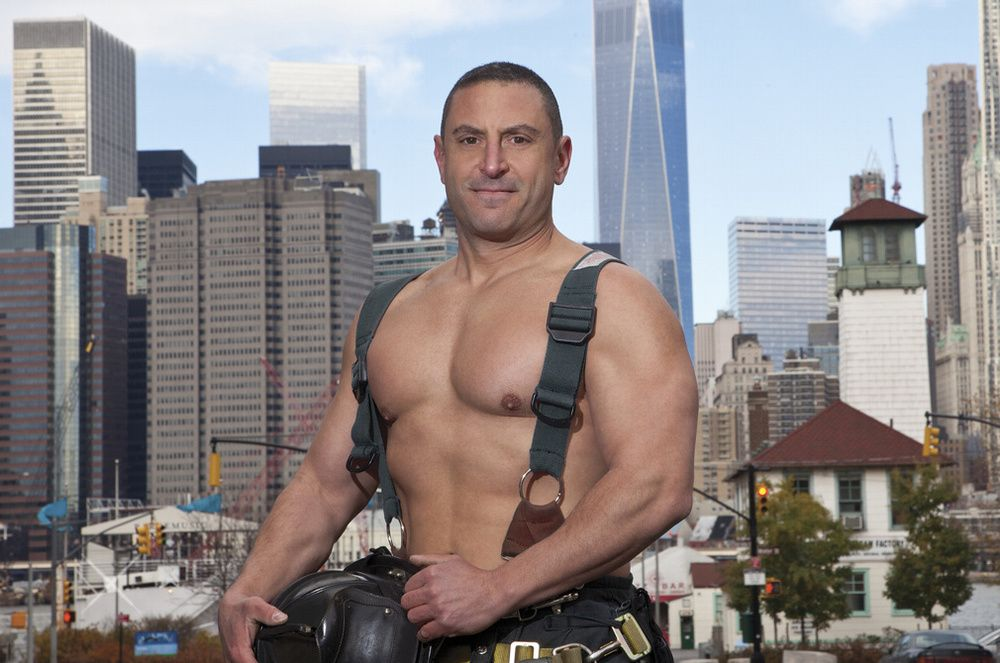 Dating nyc firefighter of the year