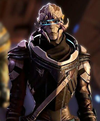 Vetra Nyx - Mass Effect: Andromeda Wiki