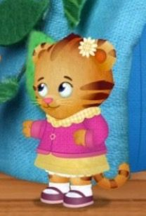 Margaret Tiger Tiger Halloween Costume Daniel Tiger Party