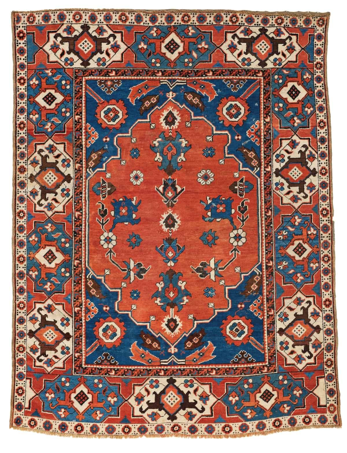 Antique Rugs Masterpieces Of An