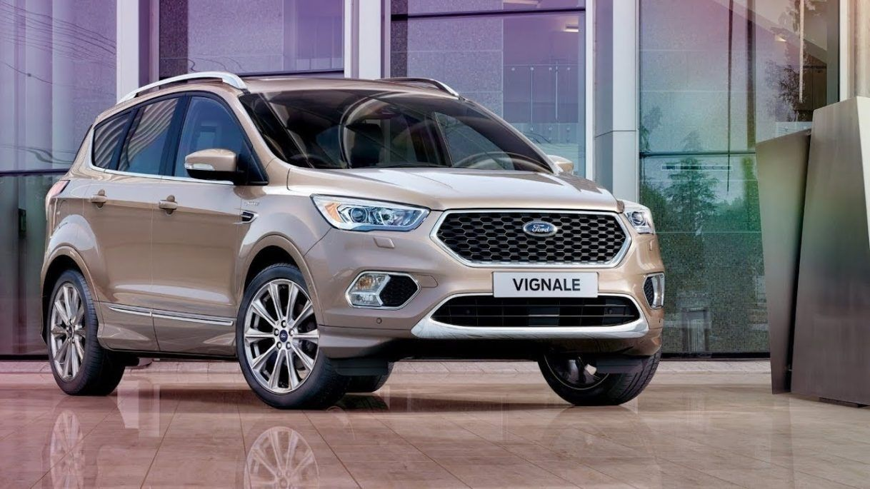 2019 Ford Escape Redesign Price And Review Ford Kuga Ford
