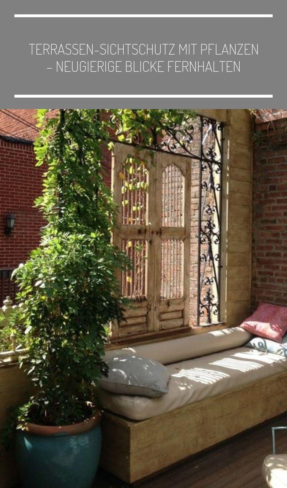 Terrasse Balkon Sichtschutz Metall Gitter Stutze Fur Kletternde