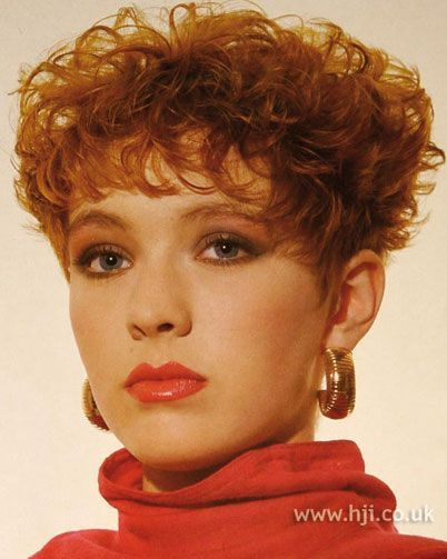 Image Result For 80s Short Hair Wedgehairstyleswavy Short Permed Hair Permed Hairstyles Short Hair Styles