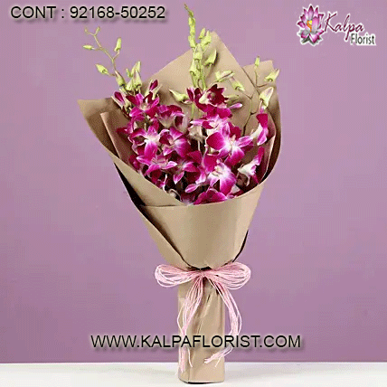 Lavender Promoting Key Stand And Perfumed Candles Unique Birthday Gifts Online Flower Delivery Florist Shop
