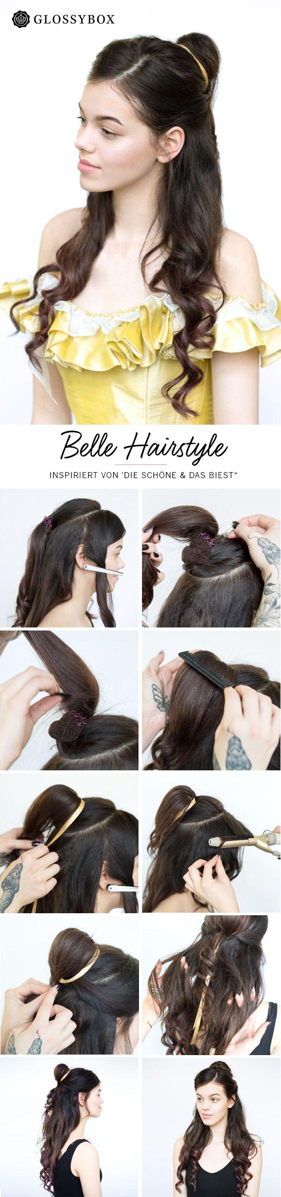 Frisuren schone und das biest