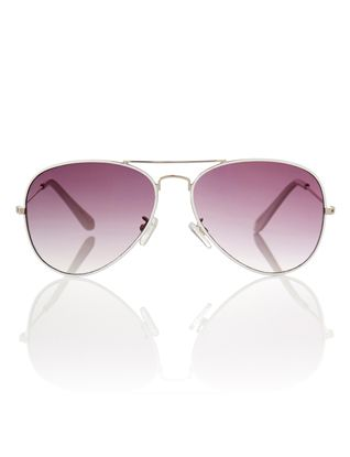 1250b006b1 Wire Aviator Sunglasses from THELIMITED.com