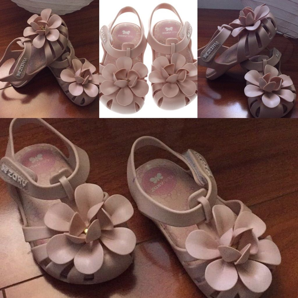 zaxy-baby-bloom-pale-pink-  size 6