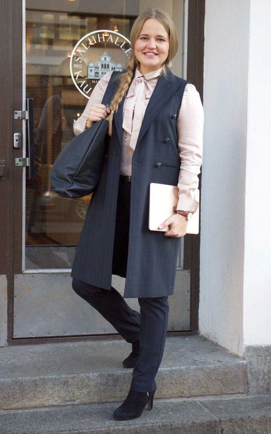 Vest Andiata Trousers MAC
