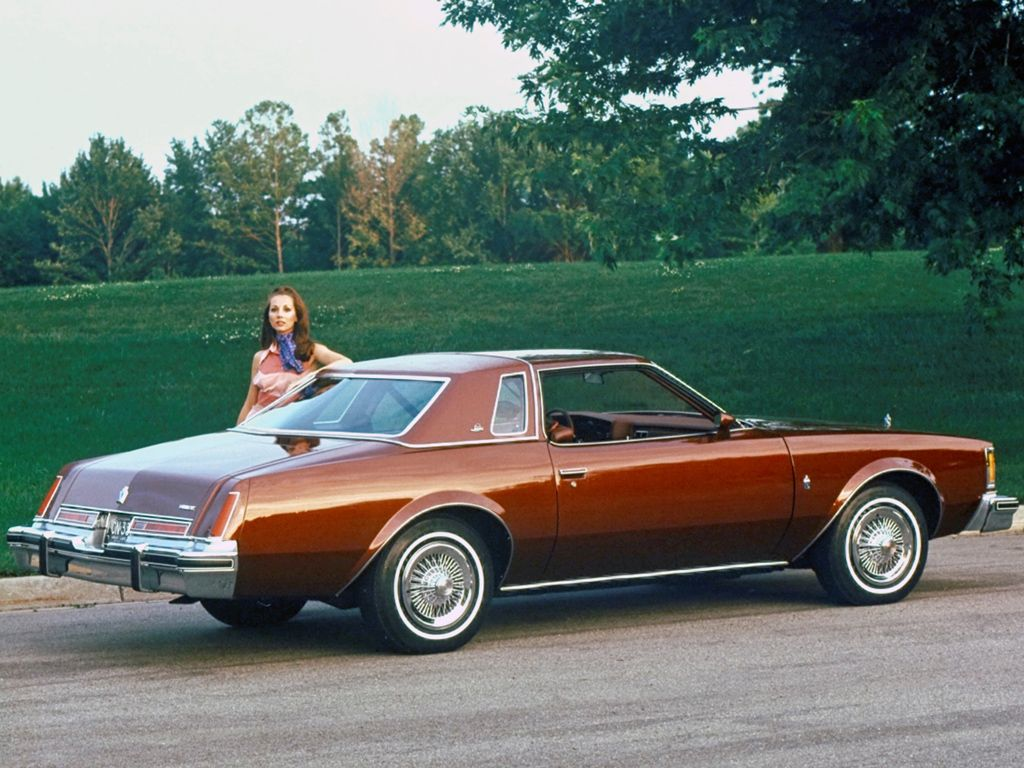 1976 buick century coupe