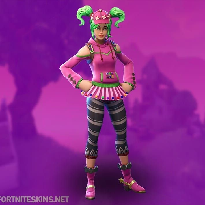 Skin Pack 0 003 Tag 3 Friends Partners Called Fortnite Li Fortnite Costumes For Women Epic Games Fortnite