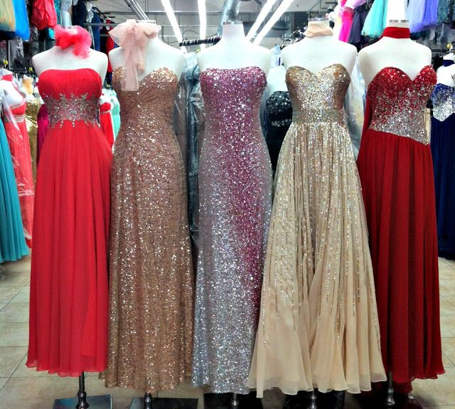 Prom Dresses In Los Angeles All Dress