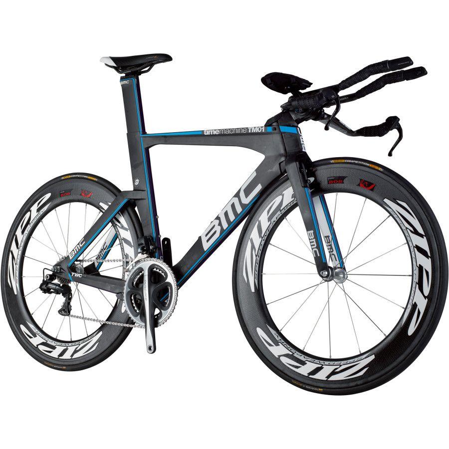 BMC Time Machine TM01/Shimano Dura-Ace Di2 Complete Bike ...