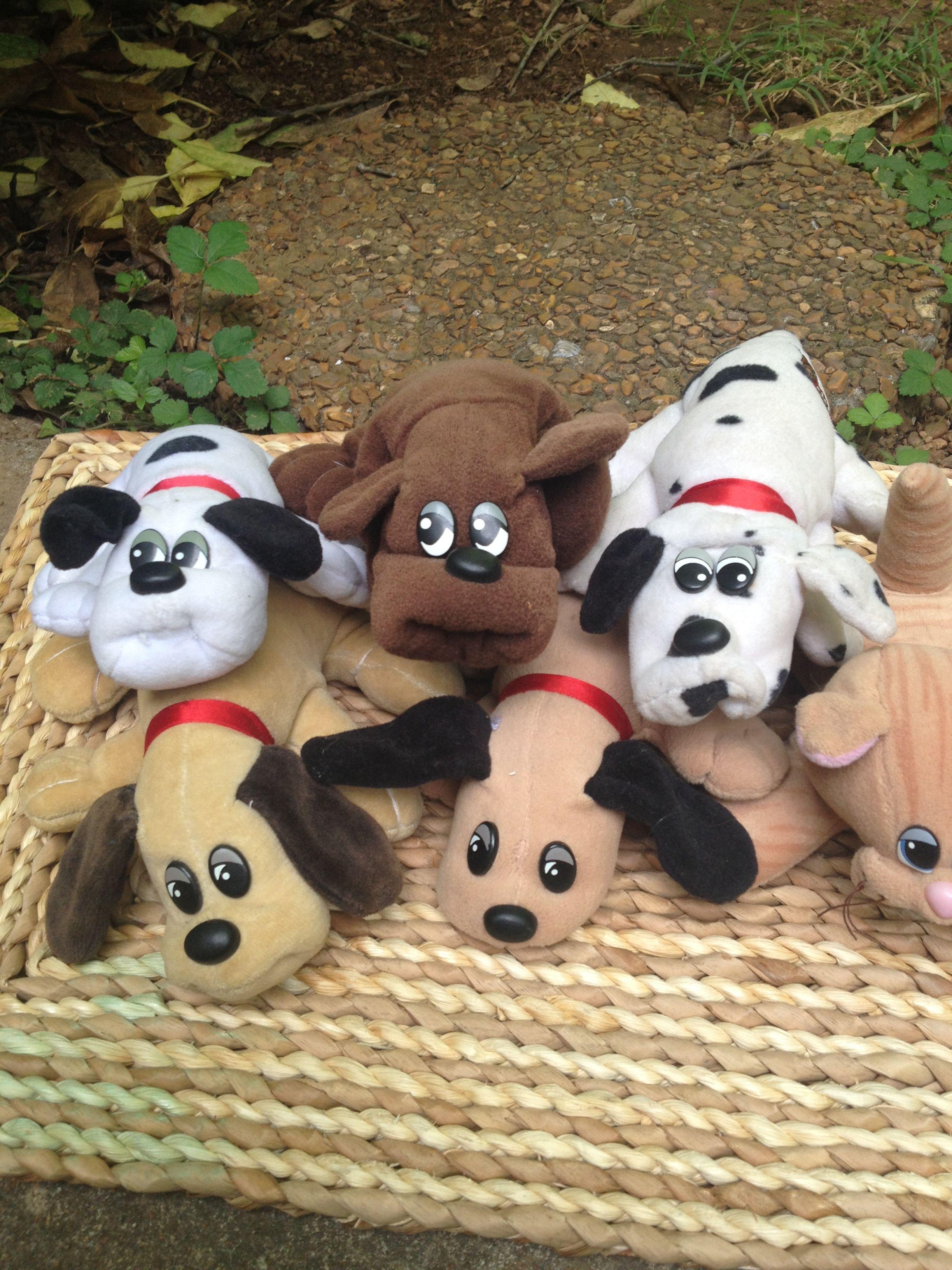 80s90s Pound Puppies Pound puppies, Puppies, Plush toys