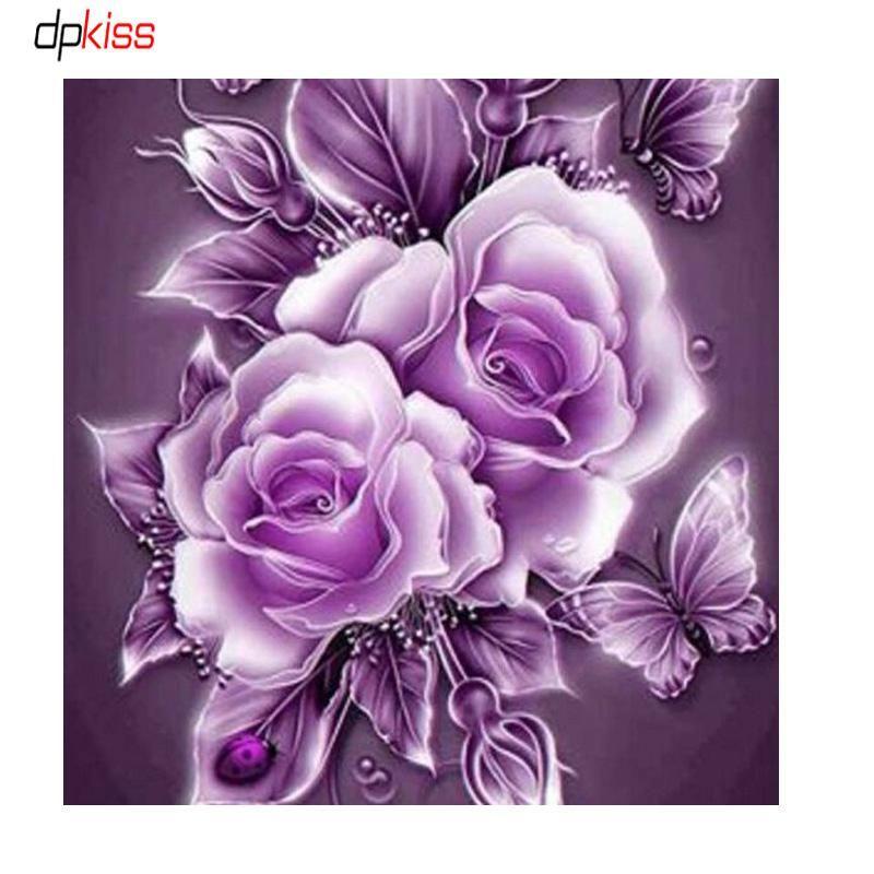 Full,Daimond painting,Flowers,Pink,5D,Diamond Painting,Cross Stitch,Diamond Mosaic,Needlework,Crafts,Christmas,Decor. Yesterday's price: US $5.09 (4.38 EUR). Today's price: US $5.09 (4.39 EUR). Discount: 41%.