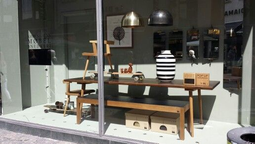 Pop up store, Illium Copenhagen