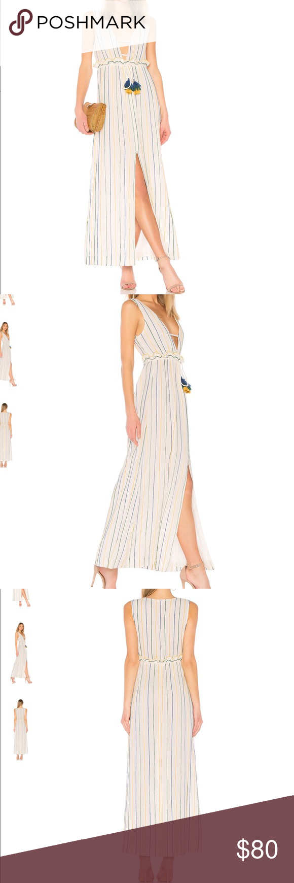 e407f1ae51f Tularosa Essie Maxi Dress in Ellis Stripe Tularosa Essie Maxi Dress in Ellis  Stripe. Sold out style. All inside and branded tags were removed for  comfort.