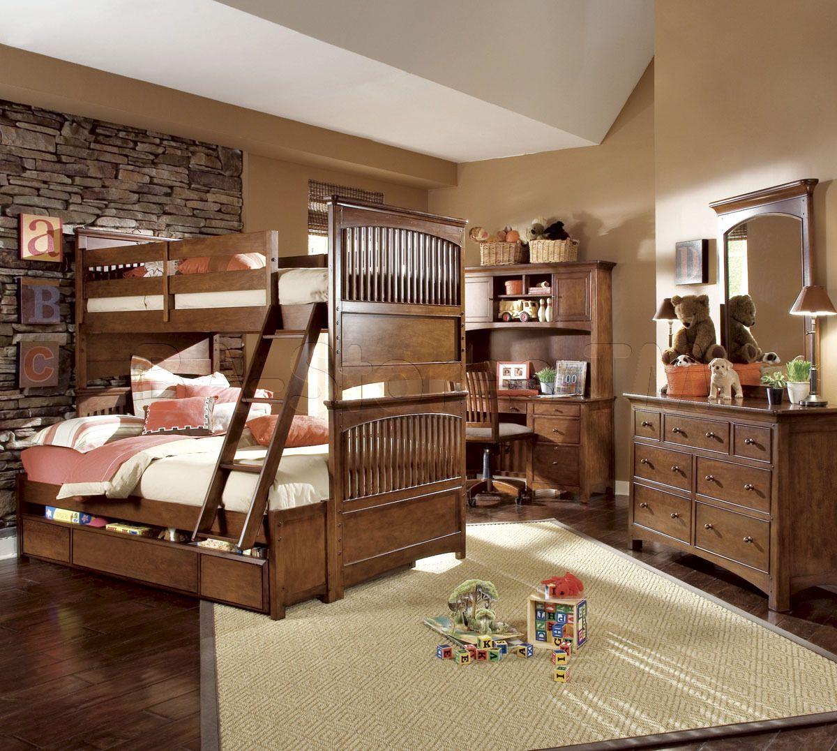 Lea Bedroom Furniture Lea Elite Crossover 5 Pc Bedroom Set Bunk Bed Dresser Mirror