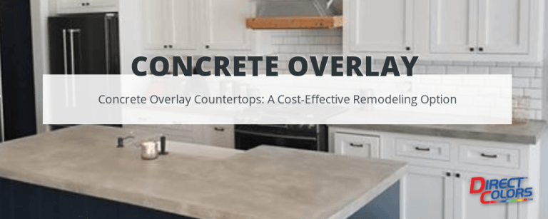 Concrete Countertop Overlay Concrete Countertops Granite