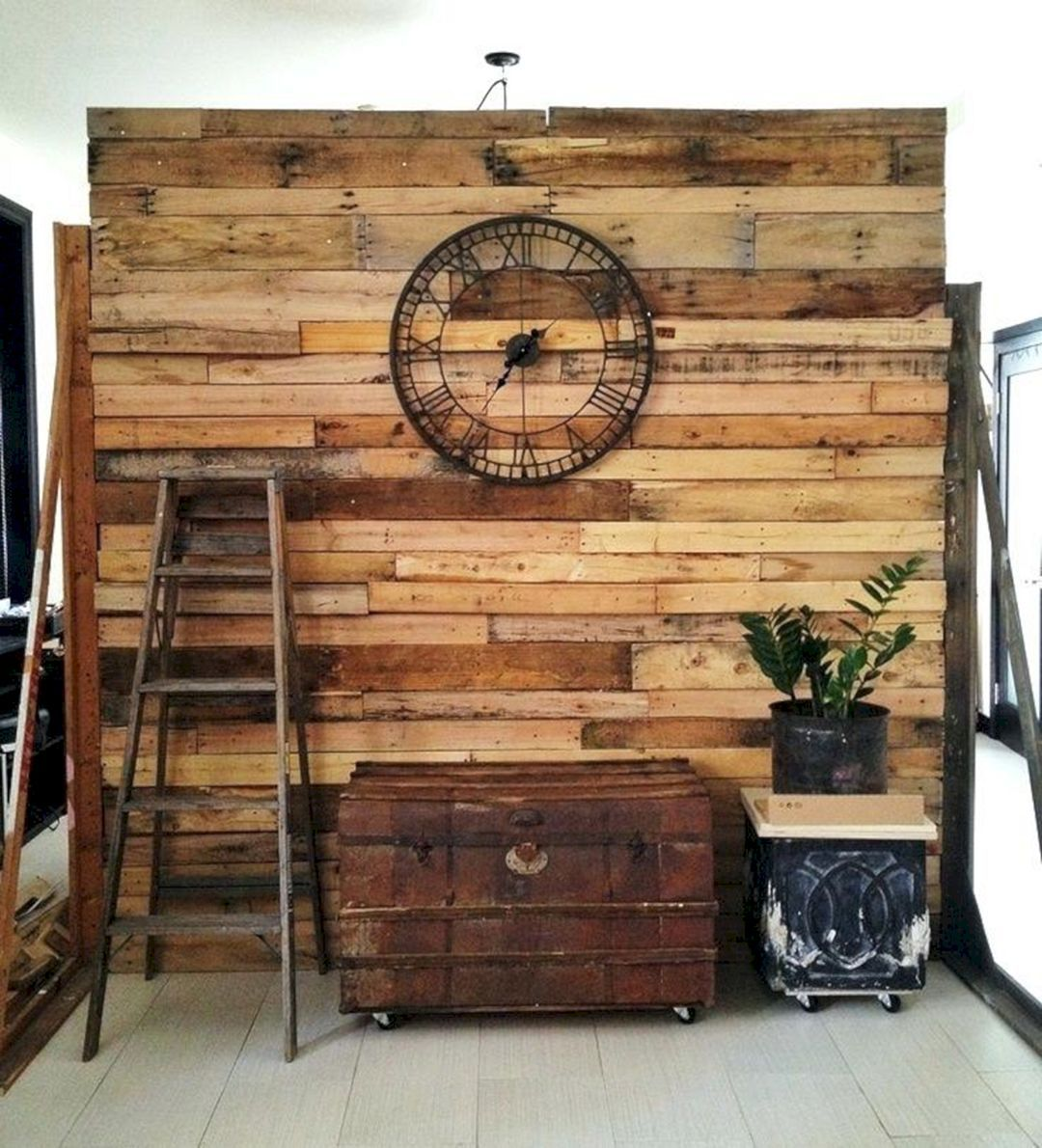 15 Wicked Rustic Bedroom Designs That Will Make You Want Them: 12 Most Creative Wooden Wall Hanging Ideas For Your Living
