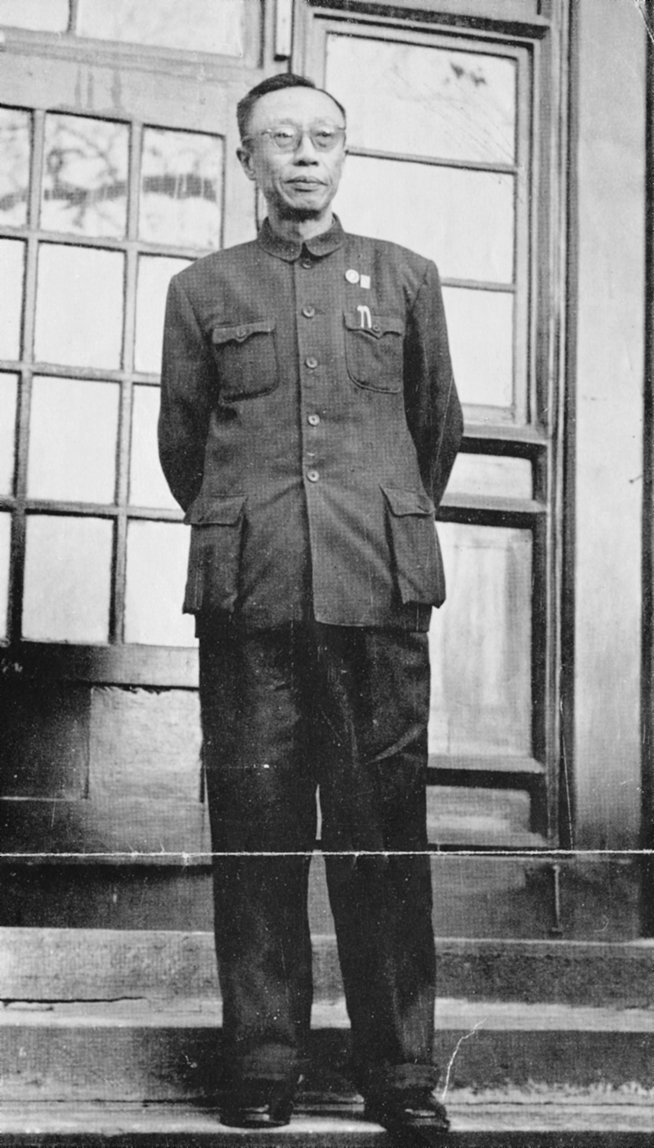 Emperor Pu Yi, who went from being a ruler to a citizen 30