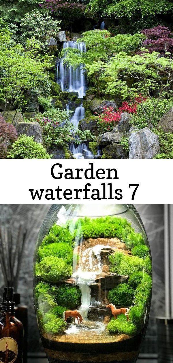 #jar glass terrarium #waterfalls #waterfall #waterfall # terrarium # mason jar ....,  #Glass #Jar #Mason #Terrarium #Waterfall #Waterfalls