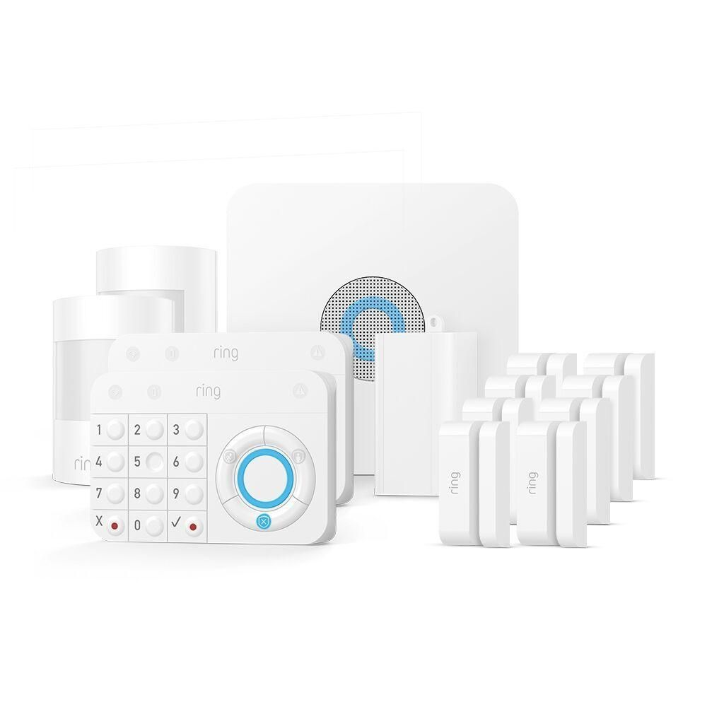 Alarm Security Kit 14 Piece Alarm Systems For Home Wireless Home Security Systems Wireless Home Security