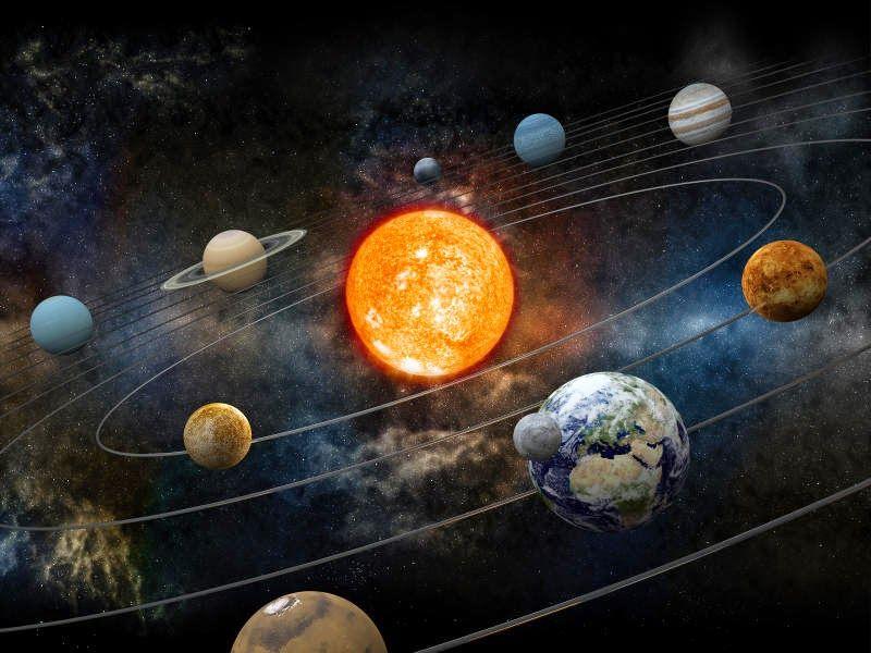 nasa solar system portrait - photo #24